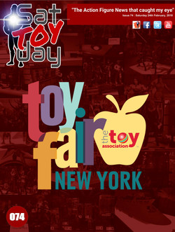 074 Action Figure Sat-TOY-day News (Toy Fair 2018 Special), 24th February 2018 (1)