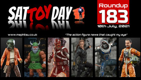 SatTOYday Action Figure News Roundup : Issue 183