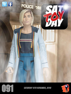 091 Action Figure Sat-TOY-day News, 10th