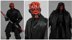 Review : Star Wars Black Series Darth Maul