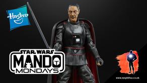 Mando Mondays : Star Wars Black Series Moff Gideon, Greef Karga and Kuill from The Mandalorian