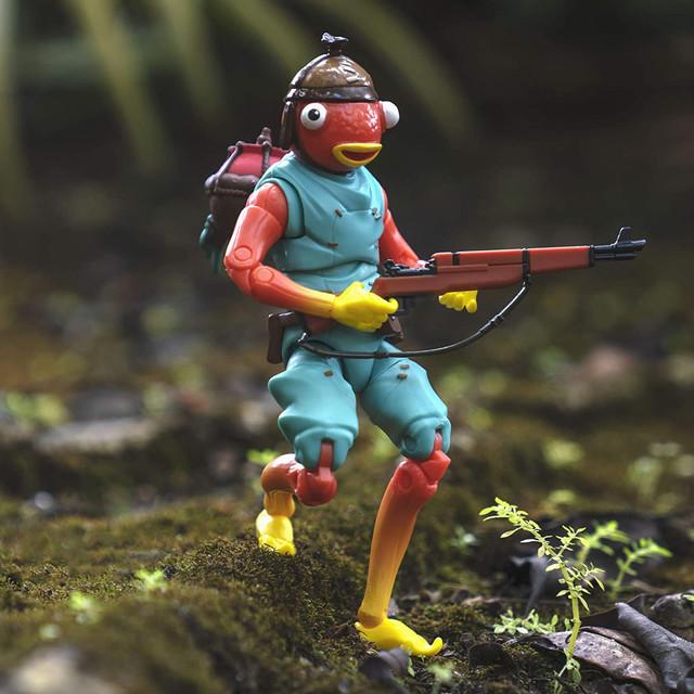 "Jazwares Fortnite Legendary Series 6"" Inch Figure Fishstick"