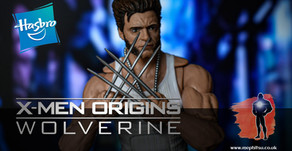 Review : Marvel Legends Wolverine, X-Men 20th Anniversary Amazon Exclusive (X-Men Origins Wolverine)