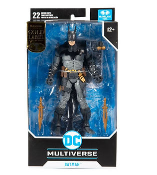 Batman (Gold Label), Todd McFarlane Design