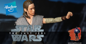 Review : Black Series Rey (Jedi Training) on Crait, Exclusive, The Last Jedi