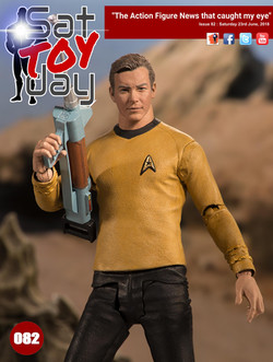 082 Action Figure Sat-TOY-day News, 23rd June 2018