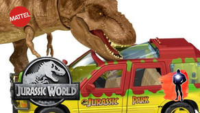 Mattel Jurassic Park Legacy Collection, Tyrannosaurus Escape