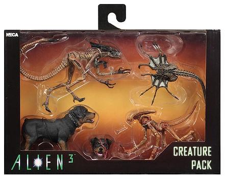Alien 3 Creature Pack