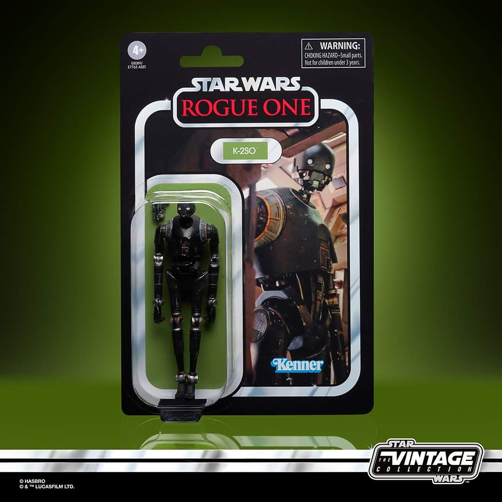 star wars vintage collection k-2so rogue one action figure