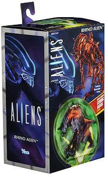 Rhino Alien, Kenner Inspired
