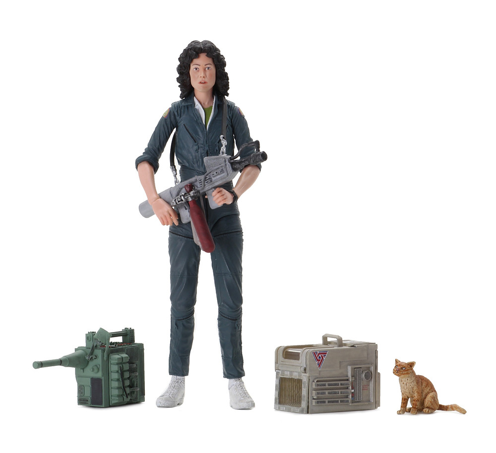 neca alien 40th anniversary ripley action figure