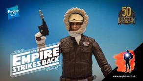 Review : Star Wars Black Series Archive Han Solo (Hoth), The Empire Strikes Back