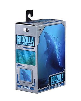 Godzilla v2 (2019)
