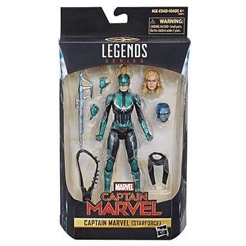 Captain Marvel, Starforce
