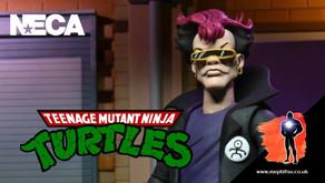 Lootcrate Teenage Mutant Ninja Turtles 2021 series featuring NECA figures, including bonus Scrag