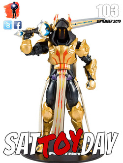103 Action Figure Sat-TOY-day News, Sept