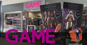 Star Wars Black Series Gaming Greats on their way to the UK high street with Game