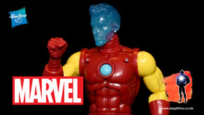 Review : Marvel Legends A.I. Tony Stark