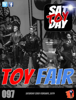 097 Action Figure Sat-TOY-day News, 23rd