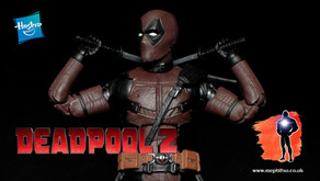 Review : Marvel Legends Deadpool, Amazon Exclusive