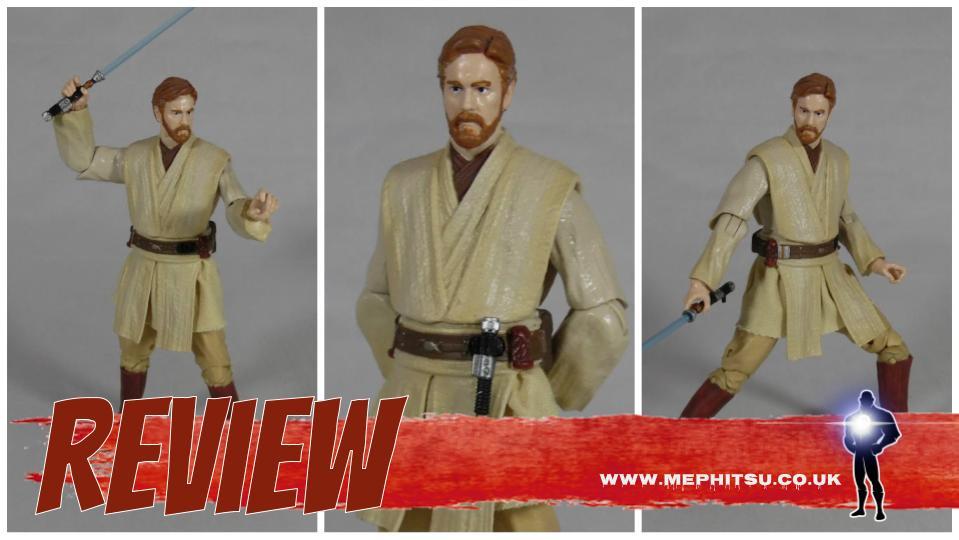 Review Star Wars Black Series Obi Wan Kenobi Revenge Of The Sith 08