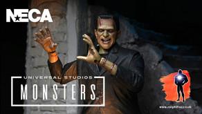 NECA Ultimate Frankenstein's Monster (colour), Universal Monsters