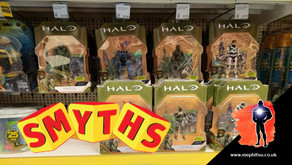 On the Pegs : Smyths Toy Superstores, Fortnite, Star Wars, Marvel and Halo