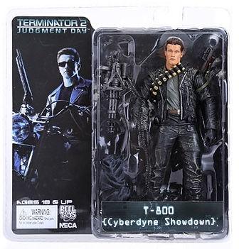 T-800, Cyberdyne Showdown