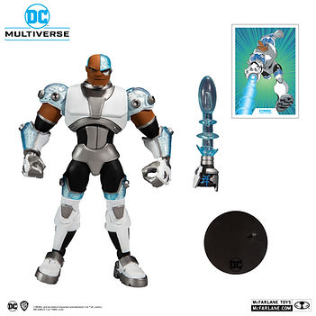 Cyborg, Teen Titans