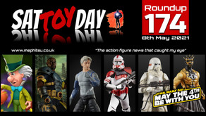 SatTOYday Action Figure News Roundup : Issue 174