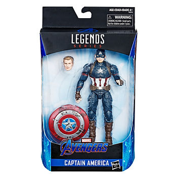 Worthy Captain America