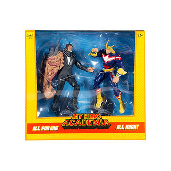 All Might (vs All For One)