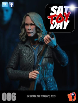 096 Action Figure Sat-TOY-day News, 2nd