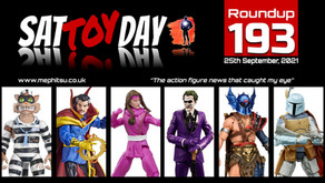 SatTOYday Action Figure News Roundup : Issue 193