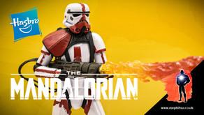 Review : Star Wars Black Series Incinerator Trooper, The Mandalorian