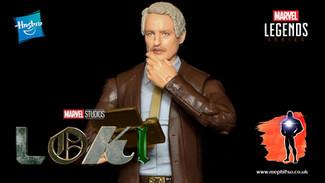 Review: Marvel Legends Mobius M. Mobius Exclusive, Loki