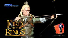 Review : Diamond Select Legolas, Lord of the Rings, The Fellowship of the Ring