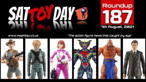 SatTOYday Action Figure News Roundup: Issue 187