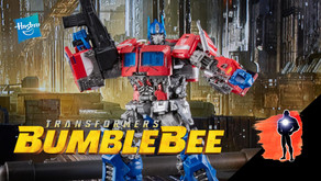 Hasbro Movie Masterpiece Optimus Prime, Bumblebee