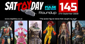 SatTOYday Roundup : Issue 145 Hasbro Pulse Con Special