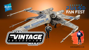 Hasbro Pulse Fan Fest, Star Wars Vintage Collection Reveals