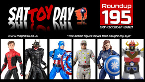 SatTOYday Action Figure News Roundup : Issue 195