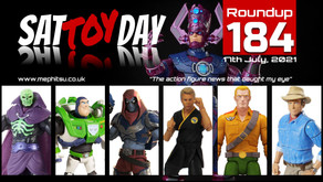 SatTOYday Action Figure News Roundup : Issue 184