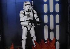 Star Wars Black Series Stormtrooper and