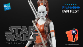 Hasbro Pulse Fan Fest, Star Wars Black Series
