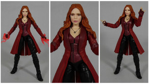 Review : Marvel Legends Scarlet Witch, Infinity War