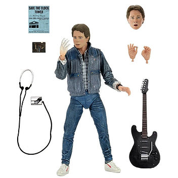 'Audition' Marty McFly