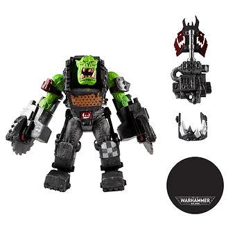 Ork Meganob, with buzzsaw