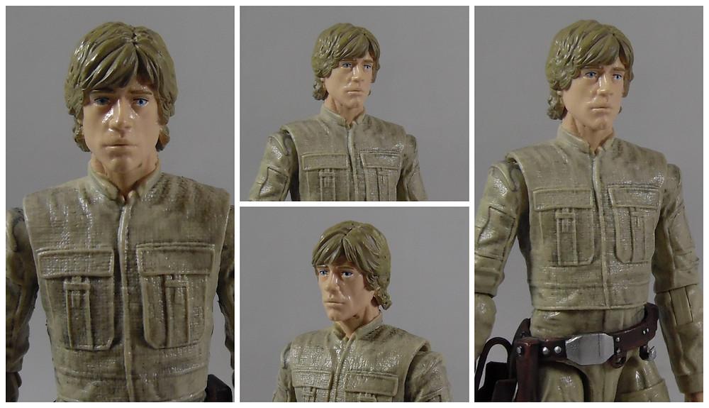 Star Wars Black Series Luke Skywalker Bespin 6 inch action figure, review