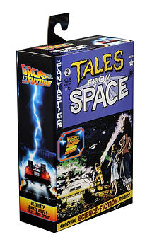 """""""Tales from Space"""" Marty McFly"""